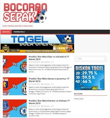 Pasang Taruhan Bola On-line Android Lewat Aplikasi Sbobet ...